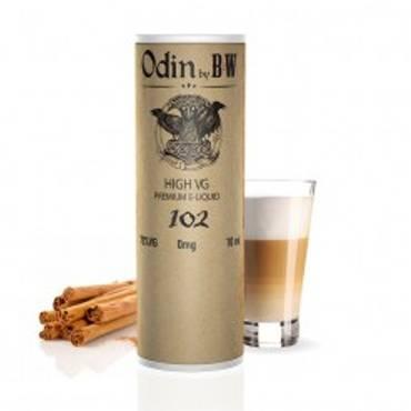 5768 - Odin by Baker White 102 10ml (καφές με κρέμα και κανέλα)