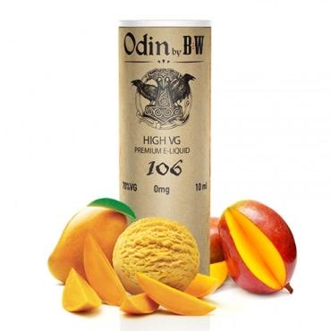 5109 - Odin by Baker White 106 10ml (παγωτό με εξωτικά φρούτα)