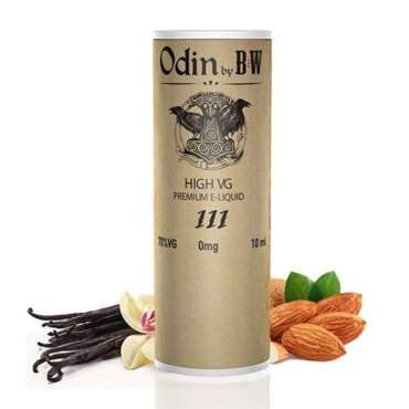 5111 - Odin by Baker White 111 10ml (βανίλια παγωτό με αμύγδαλα)