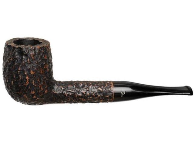 11304 - Peterson Aran Rusticated 106 Fishtail πίπα καπνού