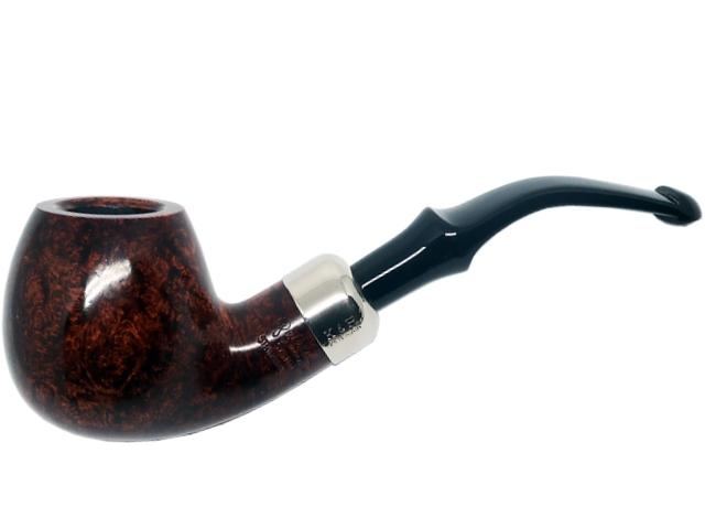 8327 - Peterson Standard System Smooth B42 (Darwin) πίπα καπνού κυρτή