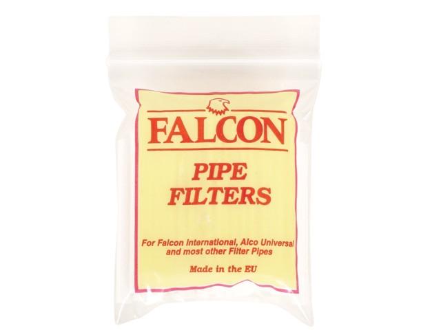 Φίλτρα πίπας καπνού Falcon INTER 50 Pipe Filters