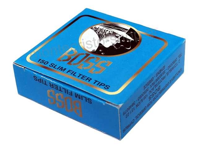 2574 - Φίλτρα στριφτού BOSS Slim
