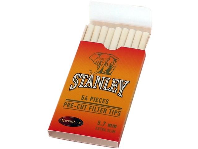 6419 - Φιλτράκια STANLEY 54 PIECES PRE-CUT 5.7mm EXTRA SLIM
