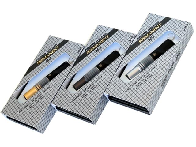 5320 - Πίπα για τσιγάρο Friend Holder PERMANENT MG PM-30 με μαγνήτες 8mm αυτοκαθαριζόμενη (made in Japan)