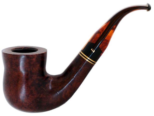 5942 - Πίπα Lepekoff NEW CASTLE 1042 (42201-040) πίπα καπνού κυρτή