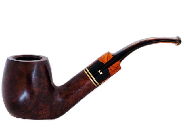 5938 - Πίπα Lepekoff NEW CASTLE 1358 (42201-050) πίπα καπνού κυρτή