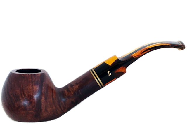 5939 - Πίπα Lepekoff NEW CASTLE 1382 (42201-110) πίπα καπνού κυρτή