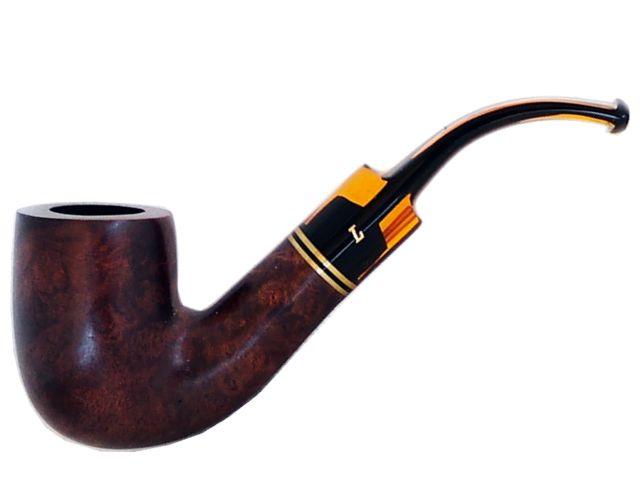 5941 - Πίπα Lepekoff NEW CASTLE 1402 (42201-010) πίπα καπνού κυρτή