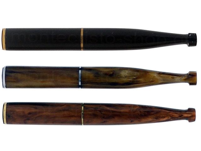 8197 - PIPEX ΑΚΡΥΛΙΚΗ 8mm ΓΥΝΑΙΚΕΙΑ ΠΙΠΑ ΤΣΙΓΑΡΟΥ (ΜΑΥΡΗ ΚΑΦΕ ΤΑΜΠΑ)