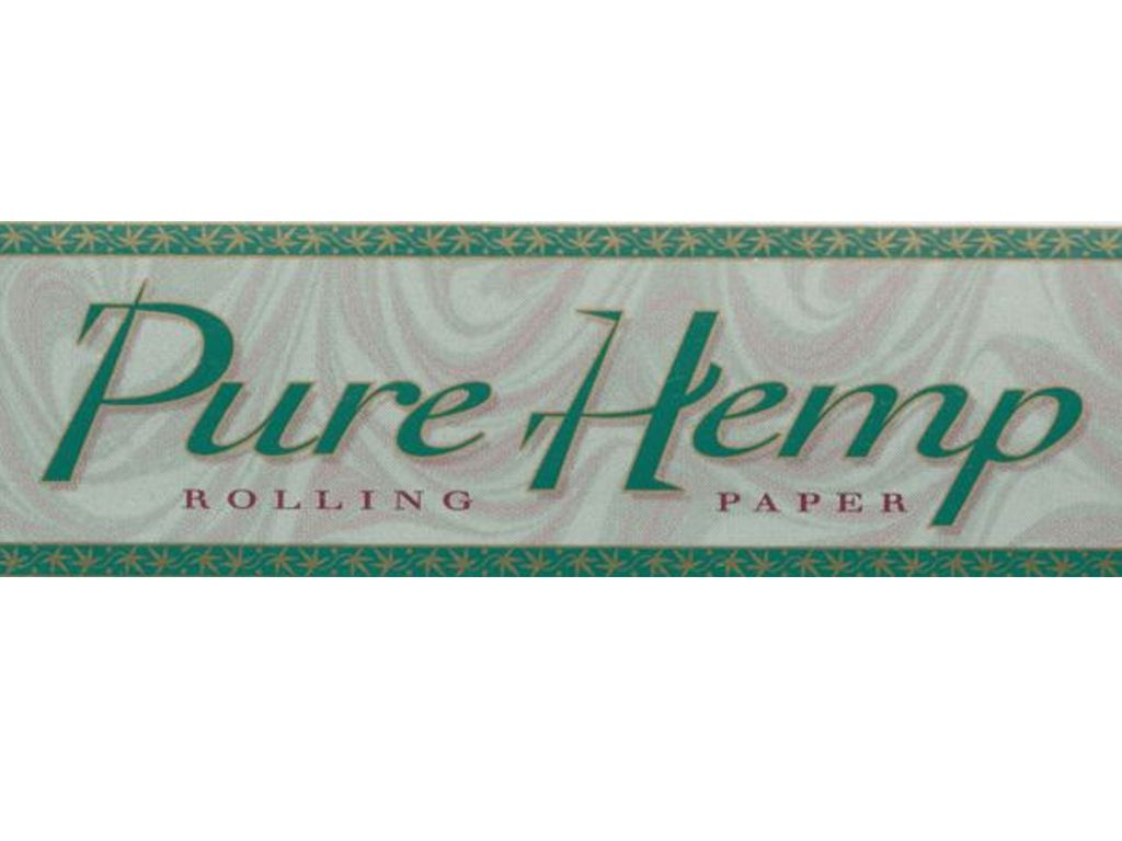 Χαρτάκια Pure Hemp