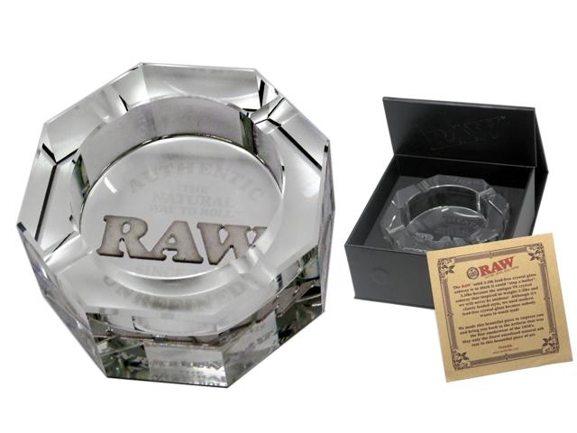 9101 - RAW CRYSTAL ASHTRAY 3.5lbs ΣΤΑΧΤΟΔΟΧΕΙΟ