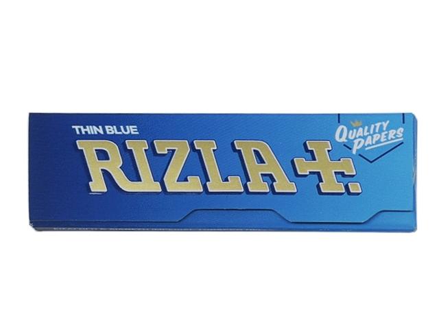 RIZLA BLUE THIN 60 (μπλε πρώην γαλάζιο)