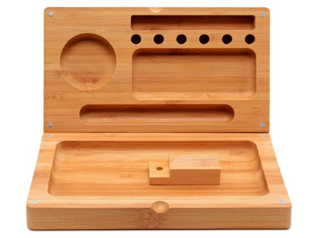 9622 - Rolling Plate Bamboo 0212788 ΞΥΛΙΝΟΣ ΔΙΣΚΟΣ ΓΙΑ ΣΤΡΙΦΤΟ