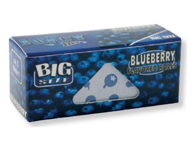 7368 - Ρολό Juicy Jays Blueberry 5 μέτρα (μύρτιλλο)