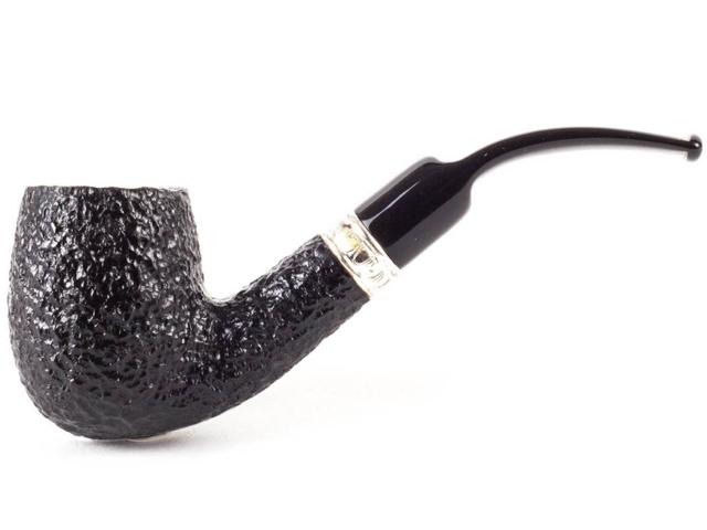 8980 - SAVINELLI TREVI 607 RUSTIC 9mm KS πίπα καπνού κυρτή
