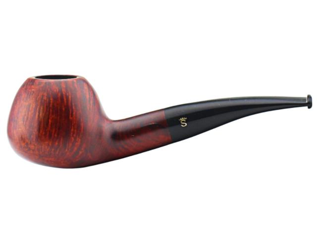 11359 - Stanwell Silkebrun 109 Brown mat πίπα καπνού 9mm