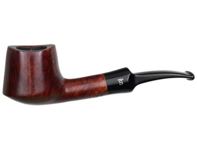 11361 - Stanwell Silkebrun 118 Brown mat πίπα καπνού 9mm