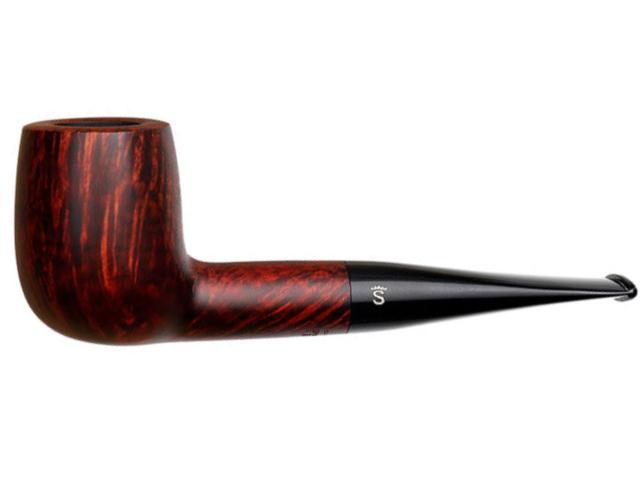 11358 - Stanwell Silkebrun 88 Brown πίπα καπνού ίσια 9mm