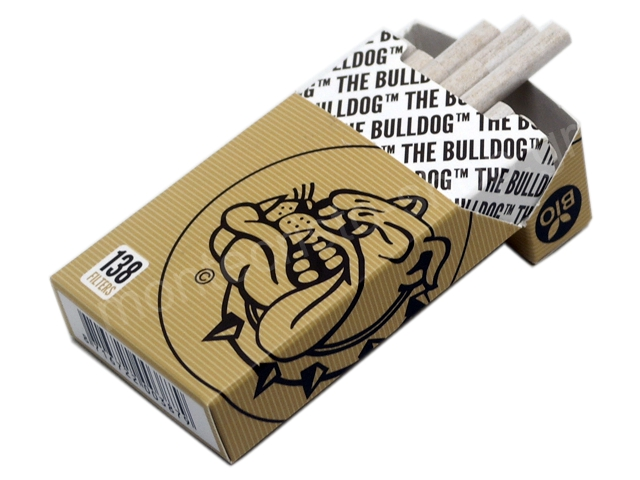 8905 - THE BULLDOG 5.7mm BIO Filters με 138 φιλτράκια