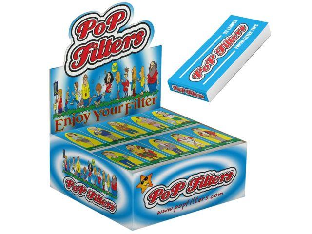 11339 - Τζιβάνες Pop Filters (κουτί των 50)