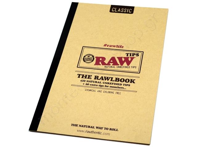 Τζιβάνες RAW Rawlbook Classic Tips