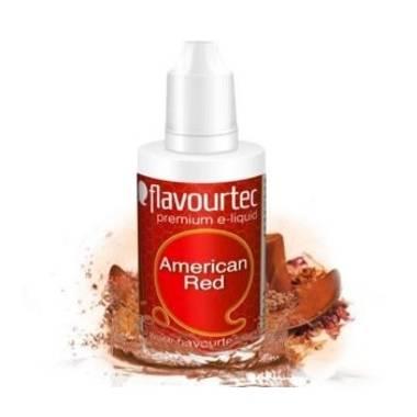 9503 - Υγρό αναπλήρωσης Flavourtec AMERICAN RED 10ml (καπνικό)