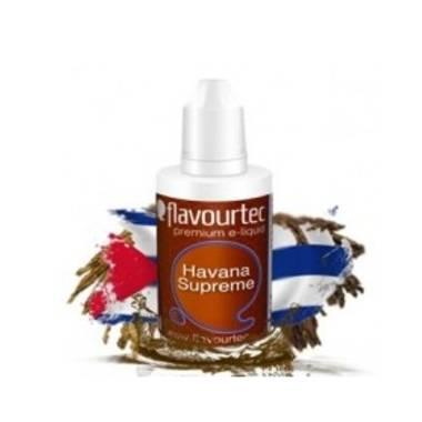 9510 - Υγρό αναπλήρωσης Flavourtec HAVANA SUPREME 10ml (καπνικό)