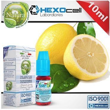 6270 - Υγρό αναπλήρωσης Natura FOREST LEMONZ 10ml (χυμός λεμονιού & φρούτα δάσους)