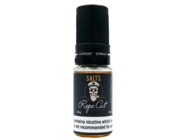 9896 - Υγρό αναπλήρωσης Rope Cut SKIPPER Nic Salt 20mg (καπνικό με κρέμα) 10ml