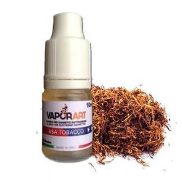 5929 - Υγρό αναπλήρωσης VAPORART U.S.A. Tobacco 10ml (καπνικό)