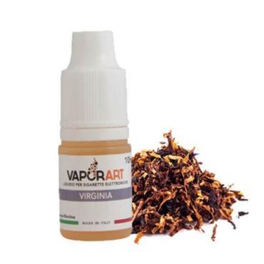 5928 - Υγρό αναπλήρωσης VAPORART Virginia 10ml (καπνικό)