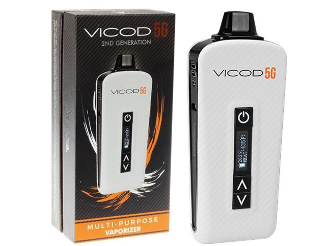 10091 - VICOD 5G ATMOS 2ND GENERATION VAPORIZER
