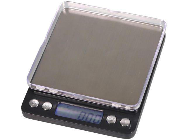 10218 - Ζυγαριά ακριβείας POCKET SCALE 500g x 0,01g 447908